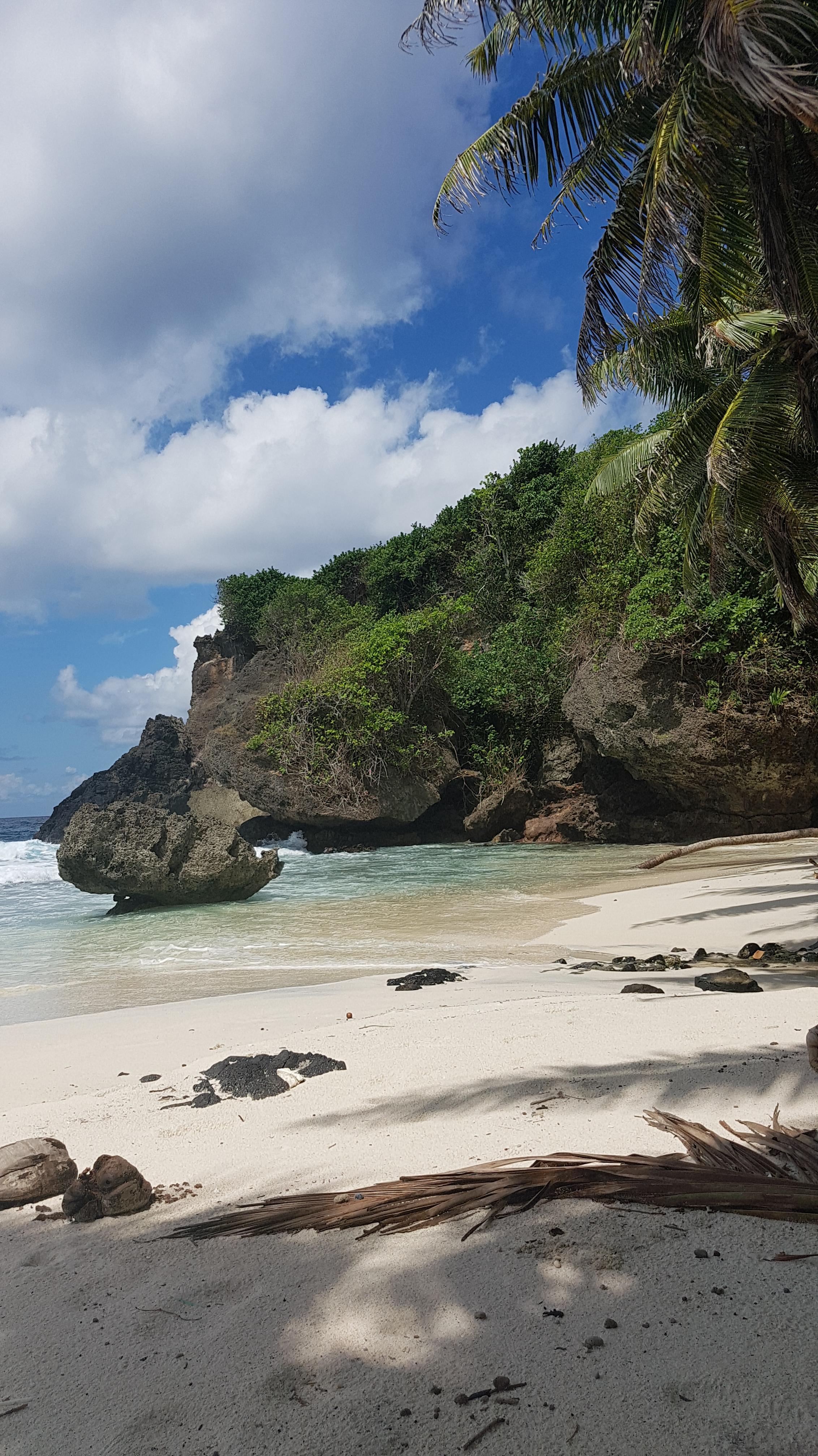 Dolly Beach Christmas Island